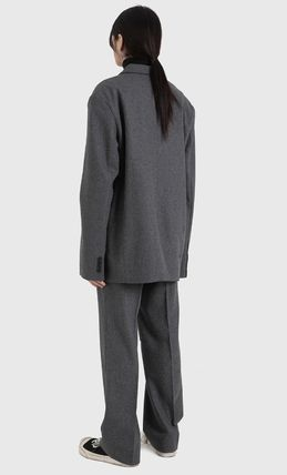 Raucohouse Unisex Street Style Collaboration Oversized Co-ord Suits