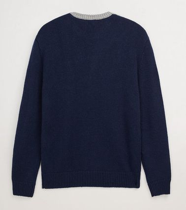 ZARA Sweaters Pullovers Street Style Long Sleeves Sweaters 2