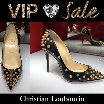 Christian Louboutin Casual Style Pin Heels Party Style Office Style