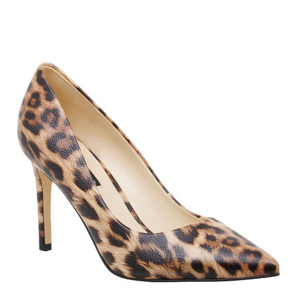 Nine West Other Animal Patterns Pin Heels Python
