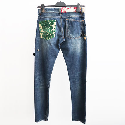 Dolce & Gabbana Denim Long Jeans