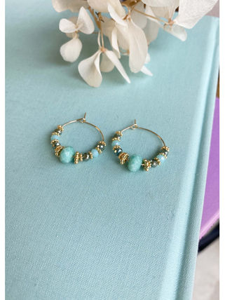 Casual Style Handmade Party Style Earrings