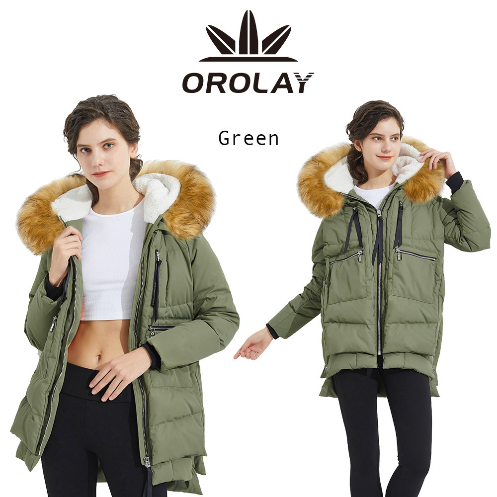 shop orolay clothing