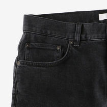 Tommy Hilfiger More Jeans Unisex Blended Fabrics Street Style Collaboration Plain 8
