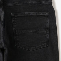 Tommy Hilfiger More Jeans Unisex Blended Fabrics Street Style Collaboration Plain 9