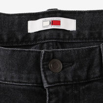 Tommy Hilfiger More Jeans Unisex Blended Fabrics Street Style Collaboration Plain 11