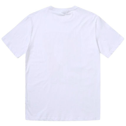 HELAS More T-Shirts Unisex Street Style Cotton Short Sleeves Logo Skater Style 3