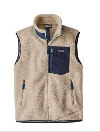 Patagonia Retro X Plain Logo Outdoor Vests & Gillets
