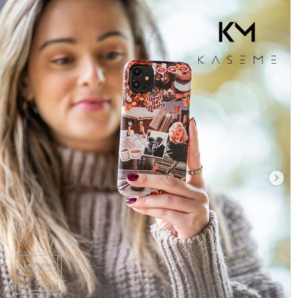 KASE ME Smart Phone Cases iPhone 8 iPhone 8 Plus iPhone X iPhone XS iPhone XS Max