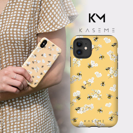 KASE ME Smart Phone Cases Other Animal Patterns iPhone 8 iPhone 8 Plus iPhone X