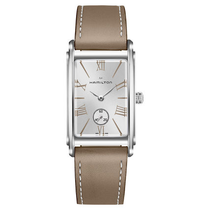 Hamilton Square Party Style Quartz Watches Stainless Office Style
