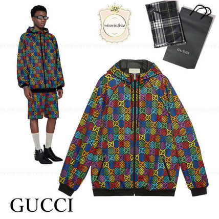 GUCCI Leather Jackets