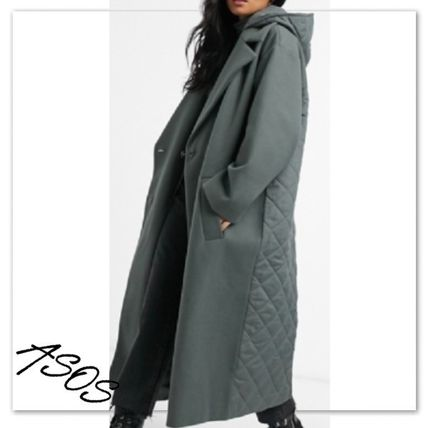 ASOS Casual Style Long Coats