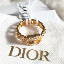 Christian Dior Star Casual Style Party Style With Jewels Office Style