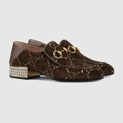 GUCCI Elegant Style Loafer & Moccasin Shoes