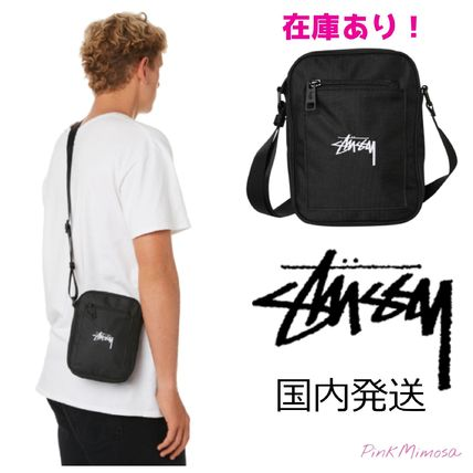 STUSSY Unisex Messenger & Shoulder Bags