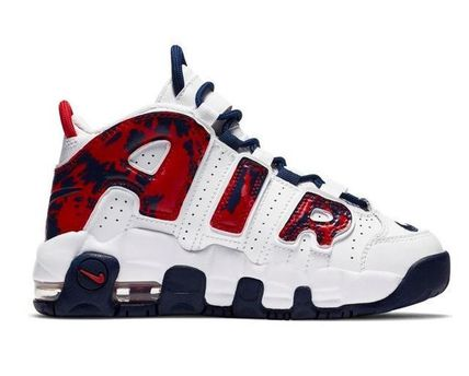 Nike AIR MORE UPTEMPO Nike Kids Girl Sneakers
