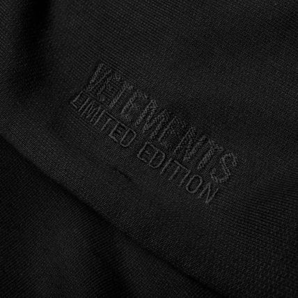 VETEMENTS Hoodies Unisex Street Style Long Sleeves Cotton Hoodies 7