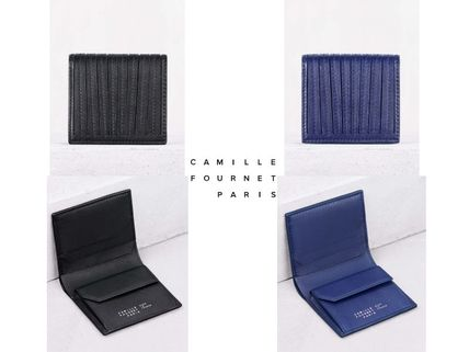 Camille Fournet Folding Wallets