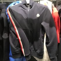 MONCLER Sweatshirts Cotton Logo Sweatshirts 4
