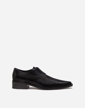 Dolce & Gabbana Leather Loafer & Moccasin Shoes