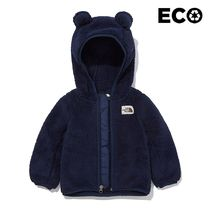 THE NORTH FACE Unisex Street Style Oversized Baby Girl Outerwear