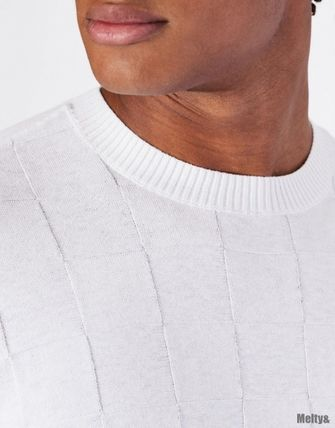 A/X Armani Exchange Sweaters Long Sleeves Plain Sweaters 9