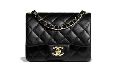 CHANEL Casual Style Calfskin Party Style Elegant Style
