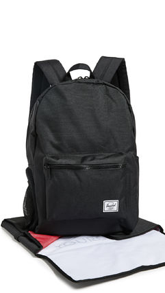 Ron Herman Casual Style Unisex Street Style Plain Backpacks