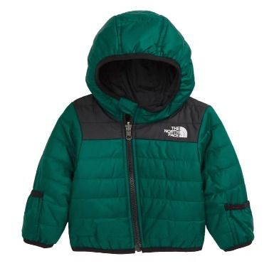 THE NORTH FACE Unisex Street Style Asymmetry Baby Boy Outerwear