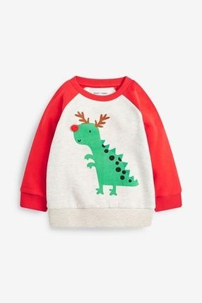 Holiday Themed Kids Girl Tops