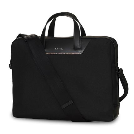 Paul Smith Unisex 2WAY Plain Business & Briefcases