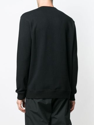 GIVENCHY Sweatshirts Crew Neck Pullovers Sweat Street Style Long Sleeves Plain 5