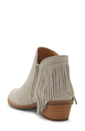 Casual Style Suede Plain Boots Boots