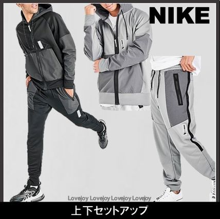 Nike AIR MAX Unisex Street Style Co-ord Matching Sets Sweats