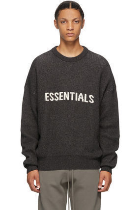 FEAR OF GOD Sweaters Street Style Long Sleeves Sweaters 6