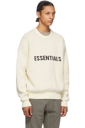 FEAR OF GOD Sweaters Street Style Long Sleeves Sweaters 12
