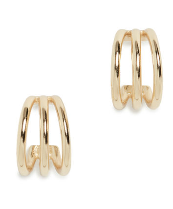 Unisex Elegant Style Earrings