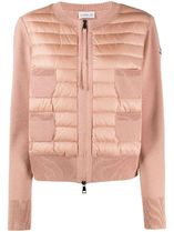 MONCLER CARDIGAN Down Jackets