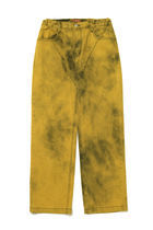 ANOTHERYOUTH More Jeans Printed Pants Unisex Street Style Cotton Jeans 10
