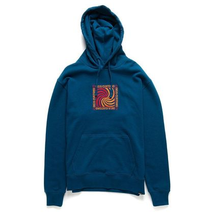 Long Sleeves Cotton Surf Style Hoodies