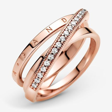 Casual Style Party Style Office Style Elegant Style Rings