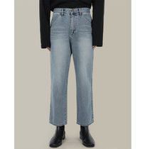 SCENERITY More Jeans Denim Plain Cotton Jeans 8
