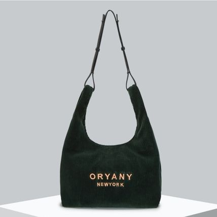 Casual Style Crossbody Logo Shoulder Bags