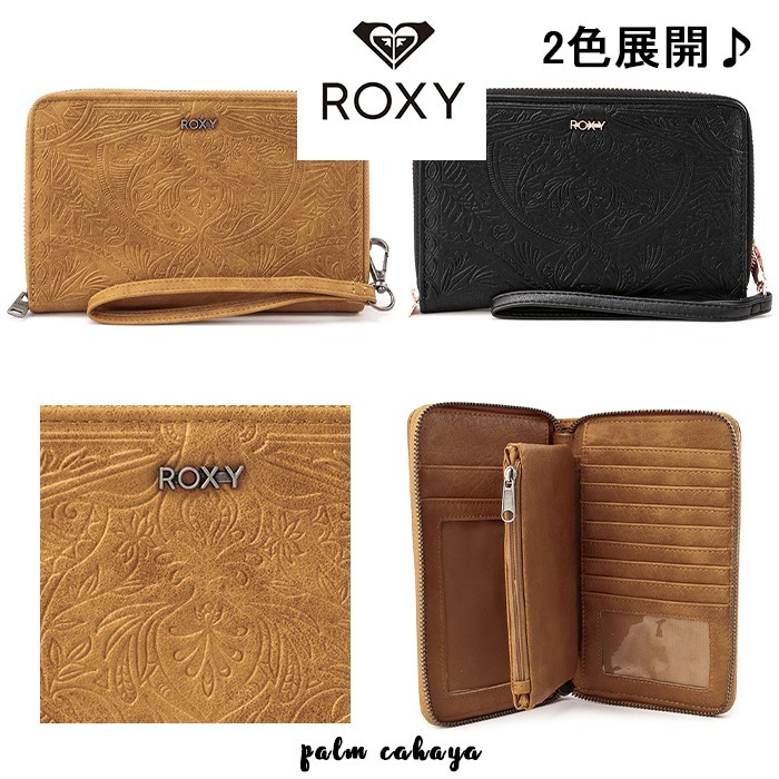 shop roxy wallets & card holders