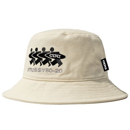 STUSSY Unisex Wide-brimmed Hats