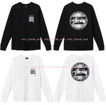 COMME des GARCONS Unisex Street Style Long Sleeves Cotton Long Sleeve T-shirt