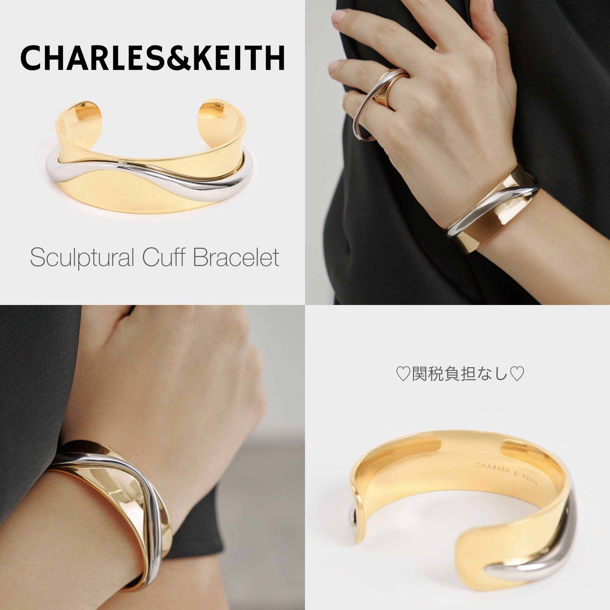 shop charles&keith jewelry