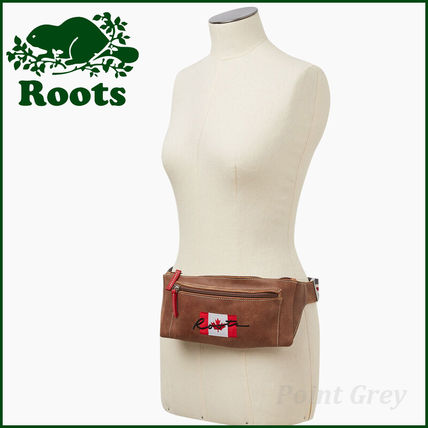 [Roots] Script Canada Fanny Pack Tribe