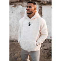 SINNERS ATTIRE Hoodies Street Style Cotton Logo Hoodies 7